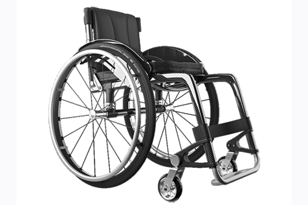 High strength carbon fiber wheelchairs, lightweight wheelchair (customize)