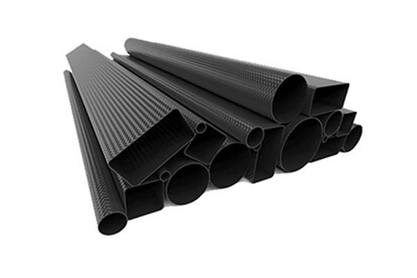 Prepreg carbon fiber square tube, pultruded carbon fiber pipe