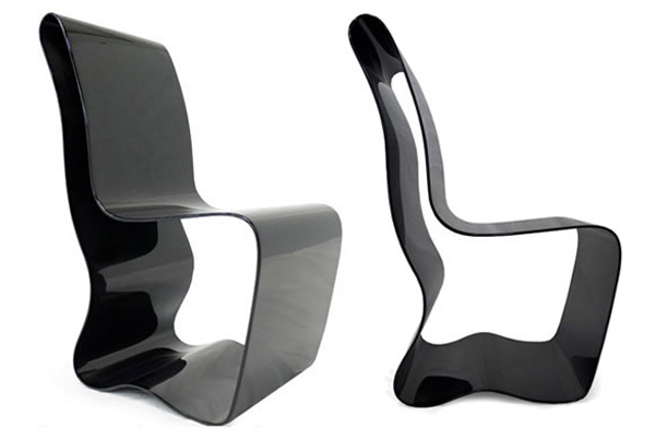 Custom carbon fiber Chair, carbon fiber furniture manufacturer