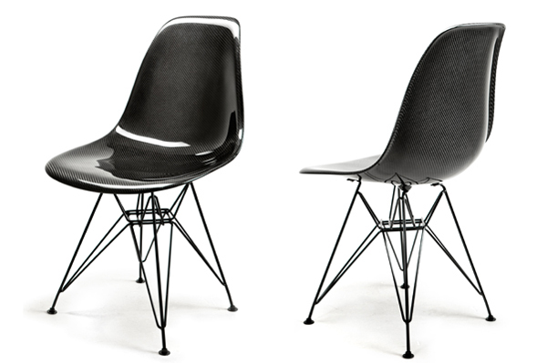 Hybrid Composite furniture high-strength carbon fiber chairs